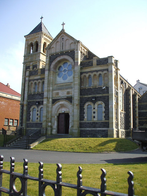 St Mary's, Star of the Sea RC Church, Portstewart