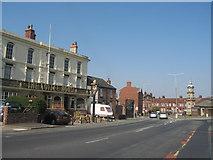 SJ3989 : Church Road, Wavertree by Sue Adair