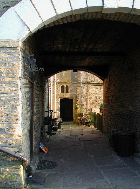 The Cottages, Marsh Lane