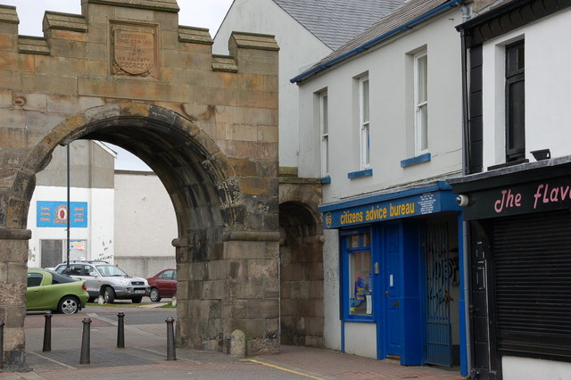 The North Gate, Carrickfergus