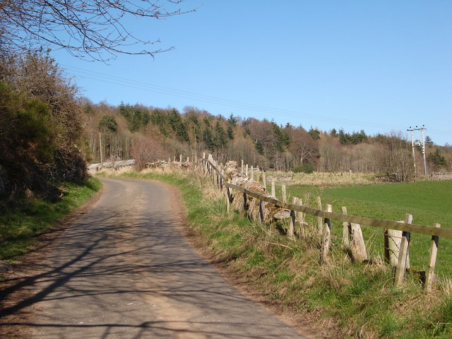 Country Road by Craigton