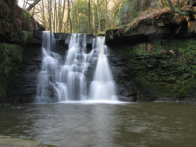Waterfall, Harden Beck