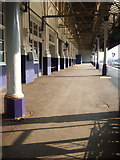 SX9193 : St David's station, Exeter by Derek Harper