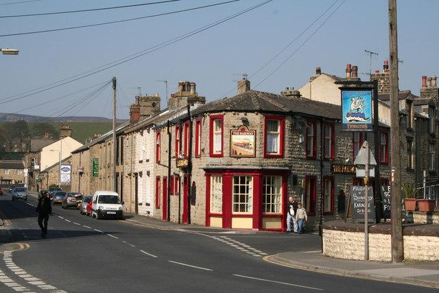 The Railway, Cavendish Street, Skipton, Yorkshire