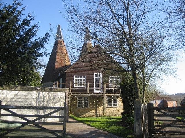 The Old Oast, Stream Lane, Hawkhurst, Kent