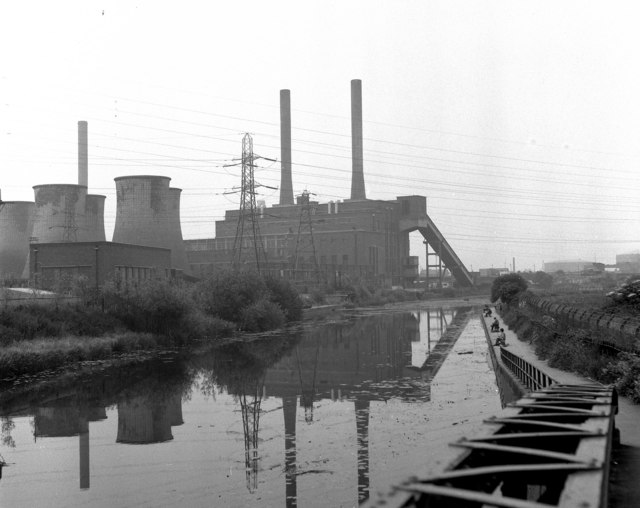 Freeman's Meadow Power Station, Leicester