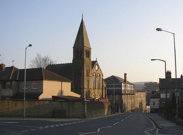 Park Road, Bingley