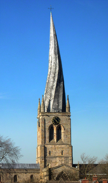 Parish Church of St Mary and All Saints, Chesterfield