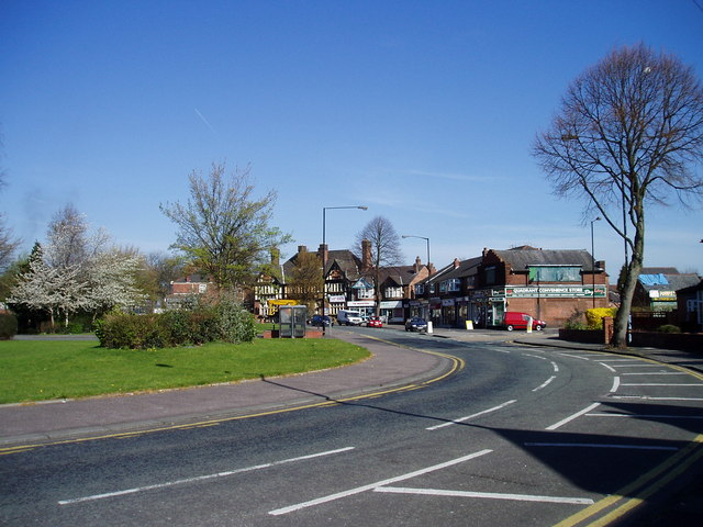 The Quadrant, Firswood, Stretford