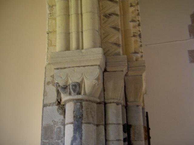 Interior of Aughton Church