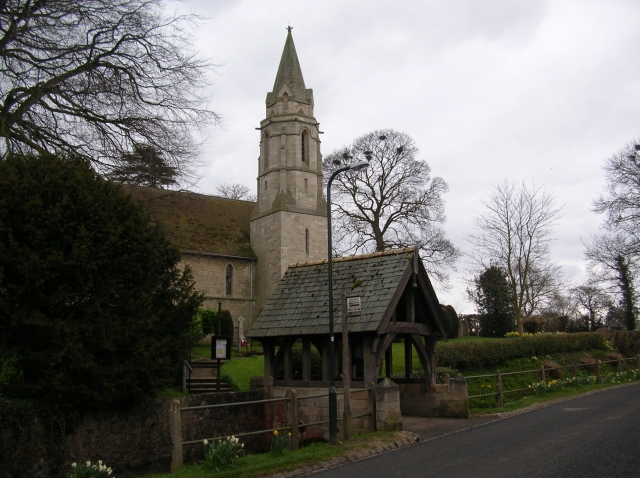 Bishop Monkton Church