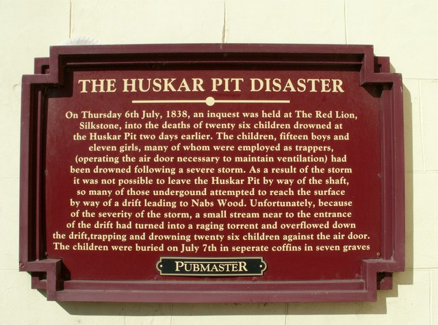 The Huskar Pit Disaster