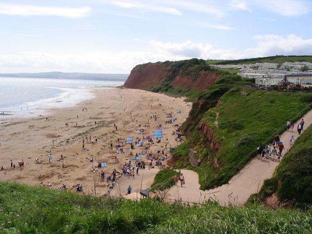 Beach at Sandy Bay