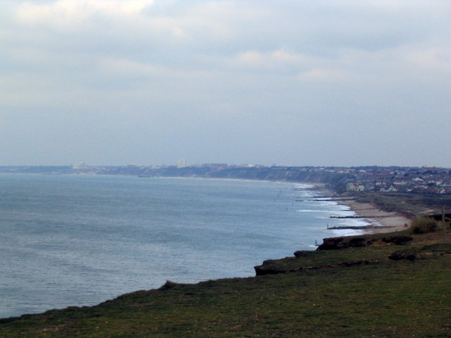 Looking west from the old Coastguard lookout