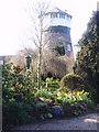 SJ8004 : Converted windmill near Albrighton by A Holmes