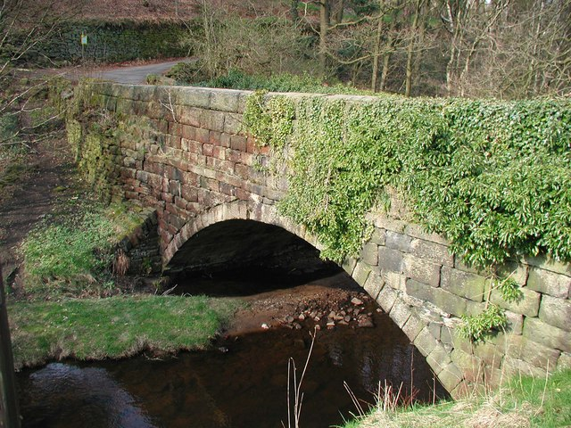 New Bridge, Cragg Vale