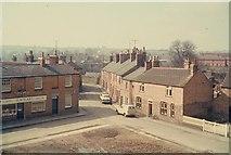 SK8508 : 13 Westgate, Oakham, Rutland - 1960's by Wendy Sanders