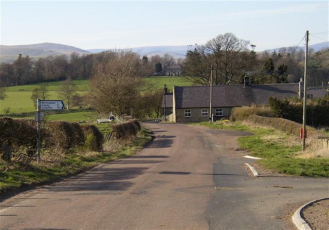 Junction at High Trewitt