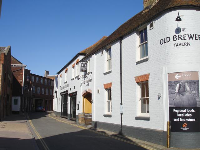 Stour Street, Canterbury