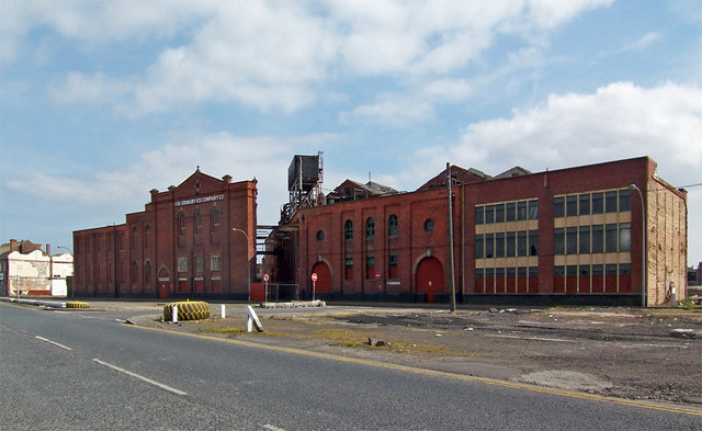 The Grimsby Ice Company Building