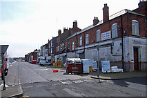 TA2711 : Wharncliffe Road, Grimsby by David Wright