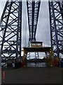 NZ4921 : Middlesbrough Transporter Bridge from the South by Robin Kay