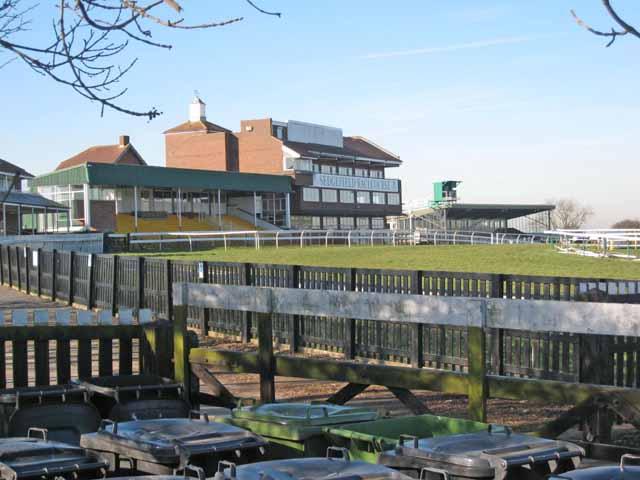 The Grandstand, Sedgefield Racecourse