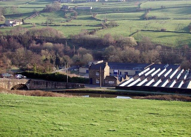 Tenterfields, Luddenden Foot