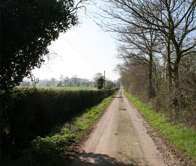 Straight Track to Thorneypits