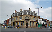 TA2710 : Former NatWest Bank, Riby Square by David Wright