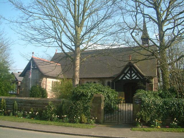 Catholic Church of SS Michael and James, Haunton