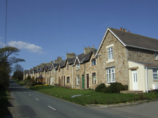 South Terrace, Low Jobs Hill, Crook