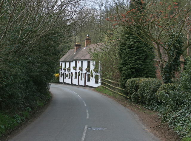 Cottages in Clent