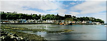NM5055 : Tobermory harbour front by David Wyatt