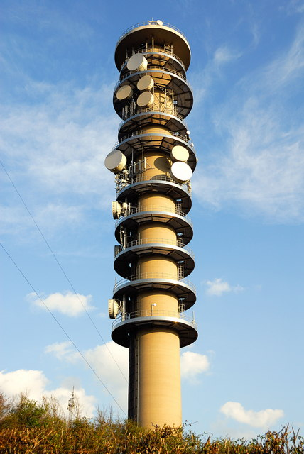 Transmitting Station, Morborne Hill