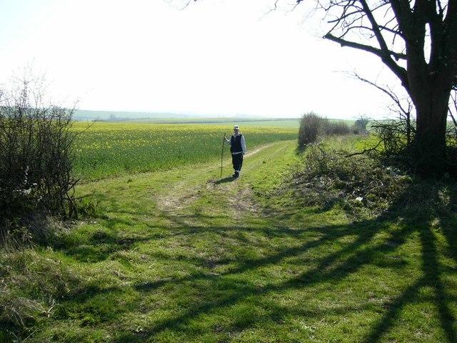 Public Bridleway to Swaby