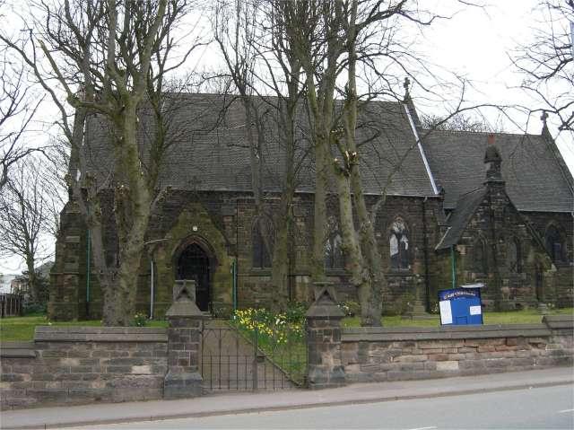 St Mary's Church, Knutton
