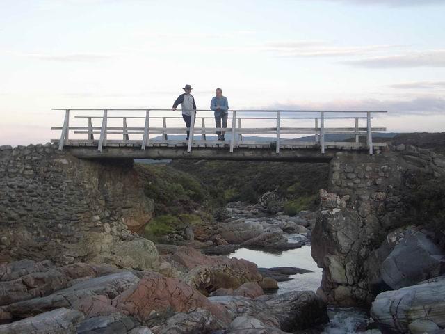 The Bridge Nr Duinish