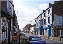 TA2711 : Fish Dock Road by David Wright