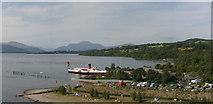 NS3882 : Loch Lomond by Eddie Mackinnon