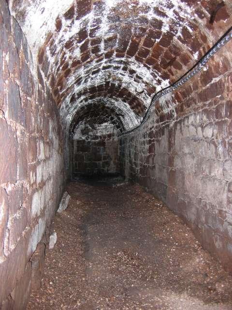 Exeter's underground tunnels