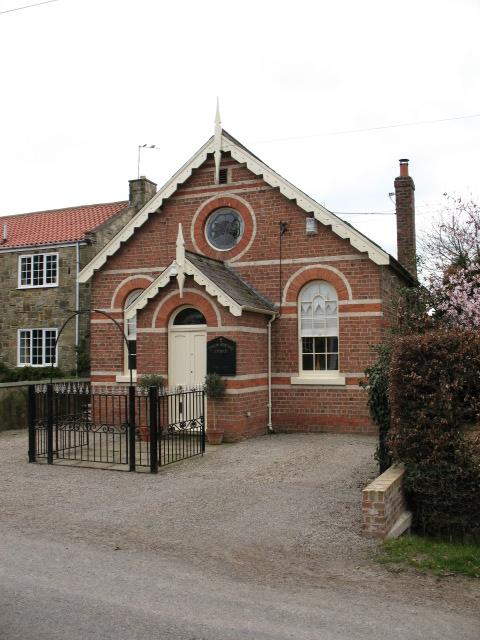 Former Methodist Chapel, Thirlby