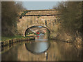 SJ8763 : Bridges over the Macclesfield Canal by Jerry Evans
