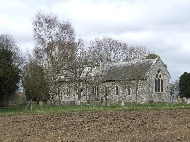 St Michael's church, Didlington
