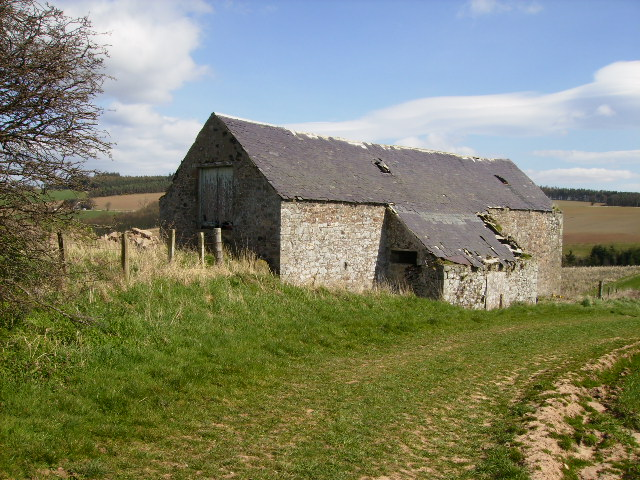Barn at Brownrigg - on the St.Cuthbert's Way long distance footpath
