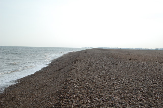 Shingle Beach at Shingle Street