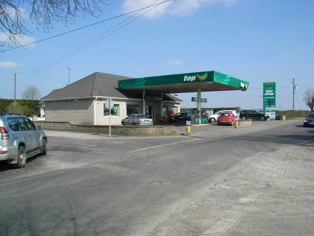 Hayestown Petrol Station