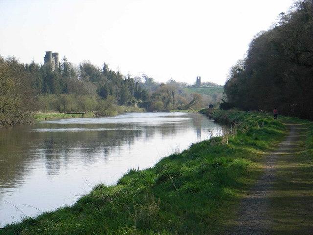 River Boyne near Dunmoe & Ardmulchan