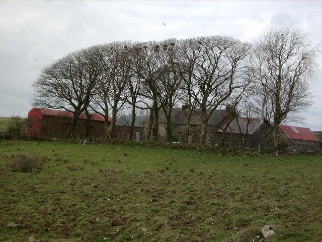 Derelict Farmhouse