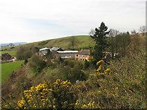 SO4993 : Middle Hill Farm by Bob Danylec